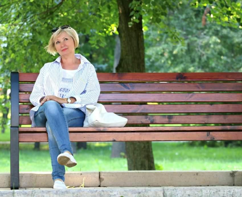 trattamenti di osteopatia in donne in menopausa